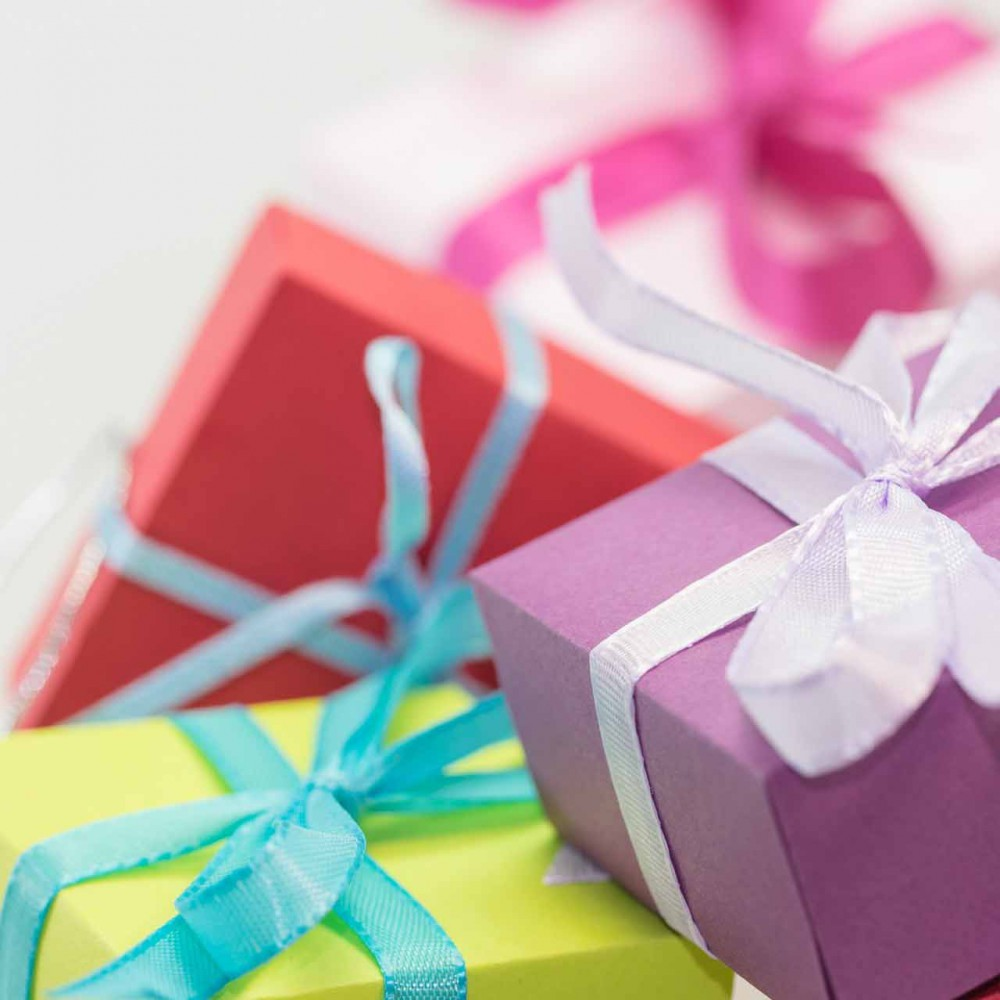 Geschenke für dich!